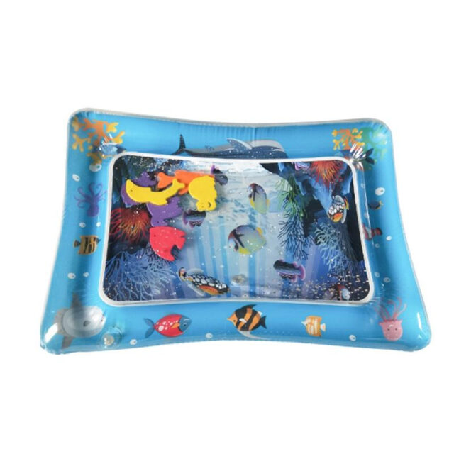 Inflatable Infants Sea Themed Playmat